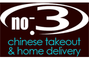 No3 Chinese Takeout and Home Delivery App Icon